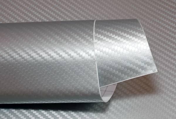 Ezüst karbon fólia