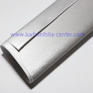 Szálcsiszolt ezüst fólia